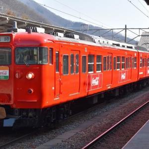 さよなら復刻「コカ・コーラ電車」…しなの鉄道線でラストラン 10月2日