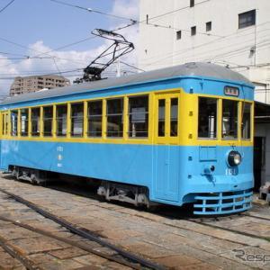 長崎で第二の人生を送っていた路面電車の譲渡先が決定…元小田原市内線と元仙台市電の2両