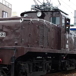 JR線で自社線がつながる私鉄、鉄道省時代の電気機関車が運ぶ伊豆箱根鉄道・西武鉄道でも甲種輸送の動き