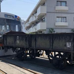 静岡の無蓋貨車が群馬へ…戦前生まれのト1号「日本一の無蓋車公園」で保存