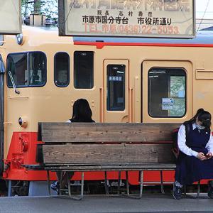 新たな列車無線アンテナがついた小湊鐵道 キハ40形、6月に定期運行前ツアーや構内撮影会を開催