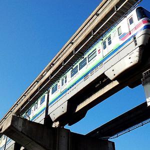 道路空き地にPC軌道桁製作ヤード、門真ジャンクションをどう貫くか・大阪モノレール延伸