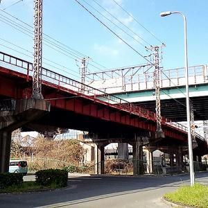近畿道と中環の間の未利用地に軌道、片町線の駅とは550mも・大阪モノレール延伸