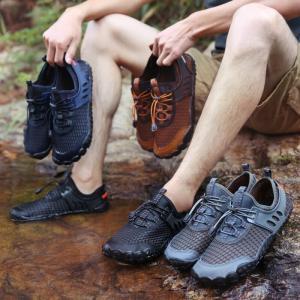 山にも海にも適用の靴
