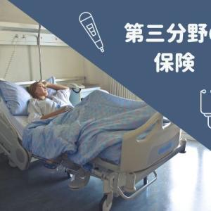 第三分野の保険【FP3級勉強】