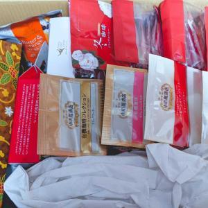 【ネタバレ】金の箱ドリップコーヒーセット* 小川珈琲オンラインショップ*本日のお買い得品や再販の珈琲福袋 他