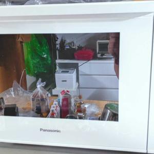 【レポ】買ってよかった♪【Panasonic】23L オーブンレンジ ホワイト NE-FS300-W*家電のSAKURA 楽天市場店*そして、在庫復活しております!