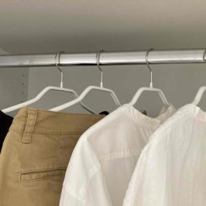 【少ない服】装いは定番化でゆる〜く型にハメる