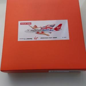 JC Wings Virgin Atlantic B747-400 1/400