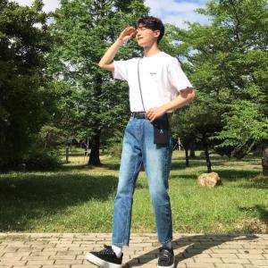『韓国ファッション』シンプルイズザベスト!韓国アイドル風男性コーデ