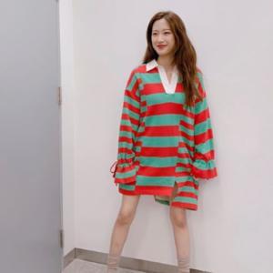 『韓国ファッション』★雨の日にも楽な感じでオシャレにできるスタイリング★