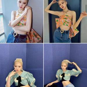 【韓国ファッション】ソロクイーン♥ロジェ・ソンミ・ヒョナファッション特集♡♡