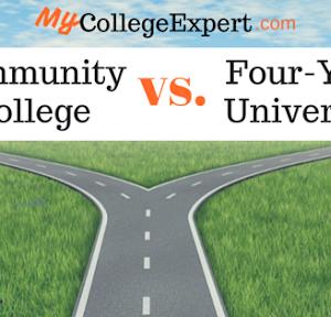 【海外四年制大学University】と【2年制大学コミュカレ】を簡潔に比較