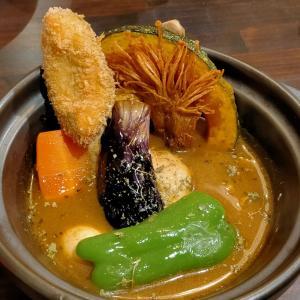 【訪問実食レビュー】「森のバター」~チキンと野菜のスープカレー編~