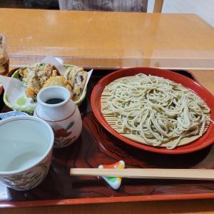 【訪問実食レビュー】「蕎麦 蓬」 ~十割天ざる蕎麦編~