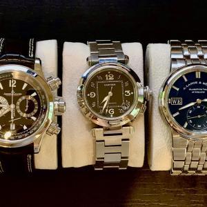 新品と使い込んだ時計。クロノアーマーで効果があるのはどちらかやってみた