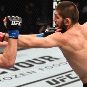 【UFC254】ヌルマゴメドフ完勝。そして無敗のまま引退へ(泣)