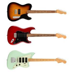 Fender新製品!P90搭載のNoventaシリーズと豪華版?Ultra Luxeシリーズ