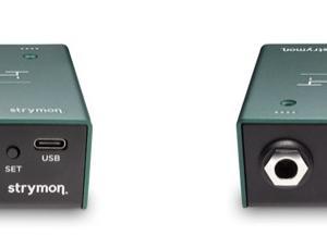 strymonからTRSケーブルでペダルをMIDIコントロールできるConduitが発売