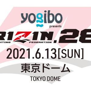 RIZIN28 その他の試合感想