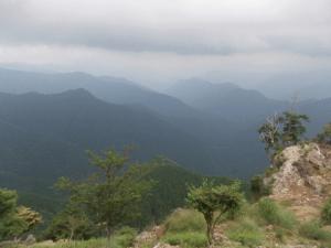 奈良屈指の秘境、大台ケ原へ【奈良】