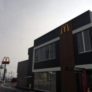 復活したマクドナルド三浦海岸店で、朝マックしよう!