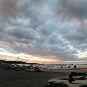 2020.10.25 大きな収穫のあったカヤックサーフィン  横須賀三浦