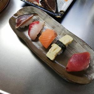 こどもキッチン(お寿司を握ってみよう)