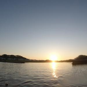 魚が釣れなくても…朝日を浴びて漕いでいるだけで気持ちいいんです