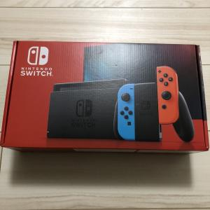 【Nintendo Switch】着信アリ