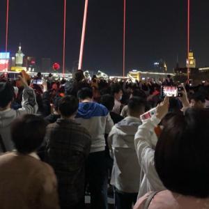 勝どき橋は開かずだけど天津の解放橋はたまに開く