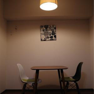 人生初カウンセリング|新しい家具が来た!