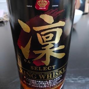 「凛(りん)」<セレクト>」@ジャパニーズ・ウイスキー 37% ¥698(税抜) 720ml