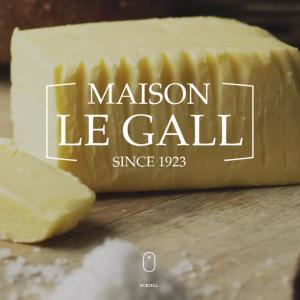 [Shopping] ラグジュアリーコレクション Le Gallの発酵バター