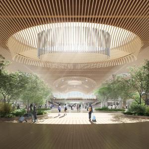 オレゴン州、ポートランド国際空港の新デザインが発表になりました