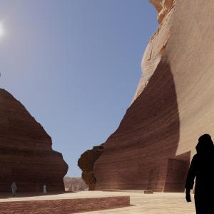 サウジアラビア、シャラーンリゾートのデザインが発表されました