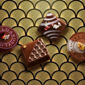 BVLGARI イル・チョコラートのサン・ヴァレンティーノ