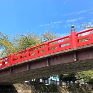 松尾芭蕉 奥の細道終焉の地にて (岐阜県)