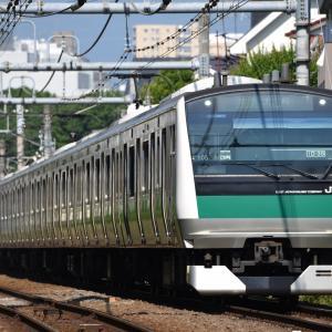 【相鉄】JR線工事による行き先変更
