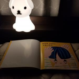 おすすめ!夜のおむつ替えや寝る前の絵本時間に最適ライト