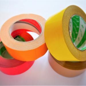 ガムテープが最強の遊び道具である今日この頃