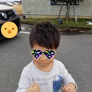 【こどもの髪型】面長男子のお似合いヘアスタイル