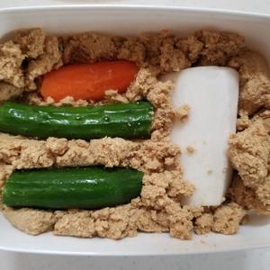 冷蔵庫で簡単ぬか漬けに初挑戦!
