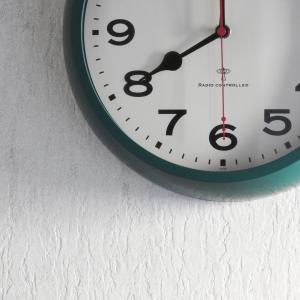 時間に対する感覚について