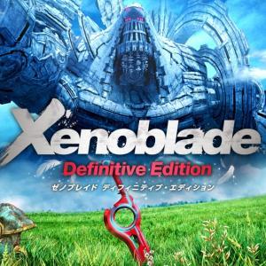 【XenobladeDE】ゼノブレイドプレイ日記2