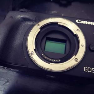 カメラのイメージセンサーとは?その大きさによって画質に違いが生じる?