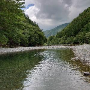 [2020.8.12] 算数検定の結果と秘境で川遊び