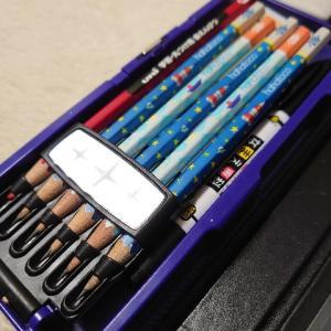 [2021.5.10] 筆箱から鉛筆が消える話