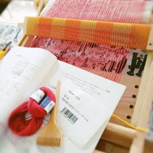 テオリゴト~通信教室 課題3 和紙を織り込むキャンディーボックス~