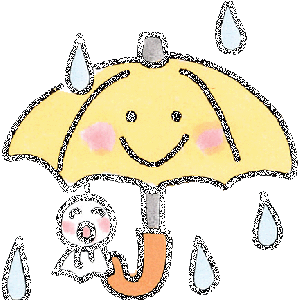 今日は雨の日曜日の雑感